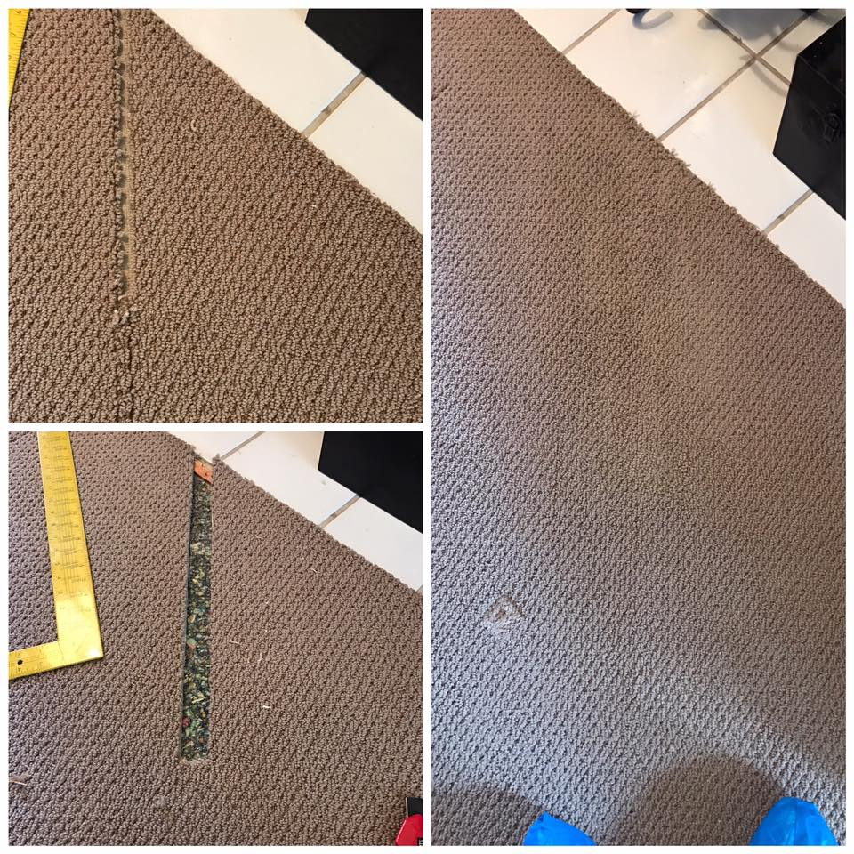 carpet patching glendale arizona