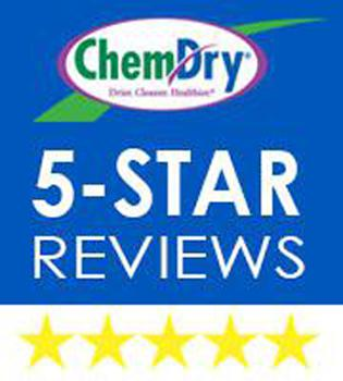 Chem-Dry 5 Star Rating